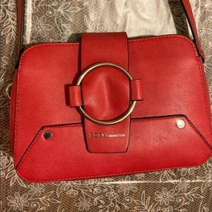 Red BCBG Generation purse